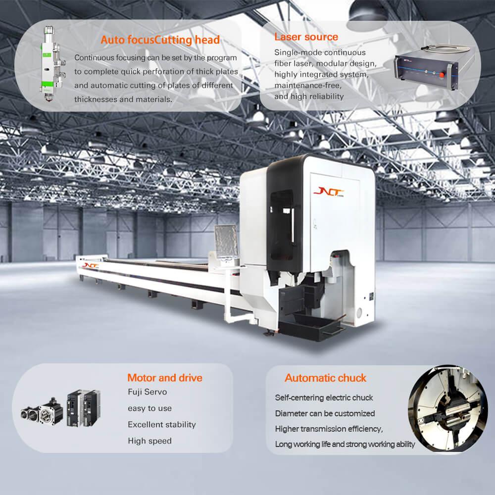 fiber laser pipe cutting machine accessories