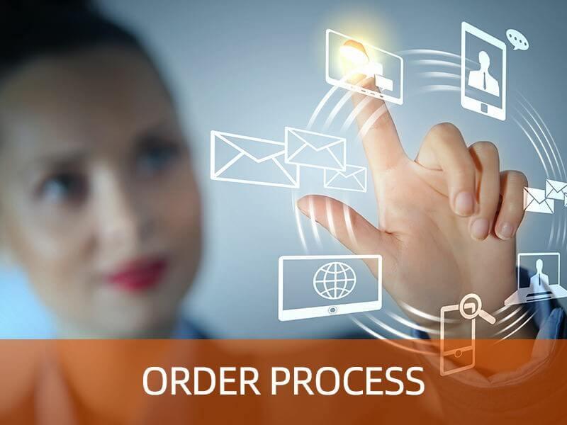 make order