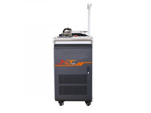 fiber laser cleaning machine