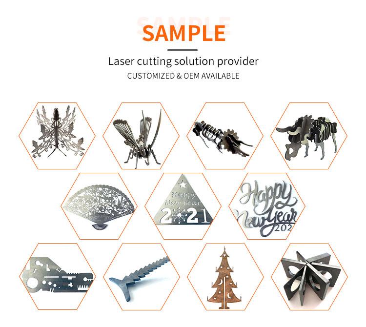 Best Laser Cutter- Cheapest Metal Fiber Cutting Laser For Sale